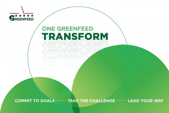 GREENFEED – 2021 strong transformation